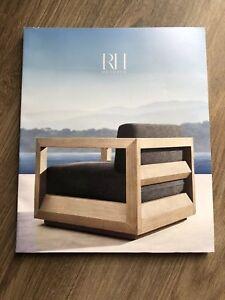 Details About Restoration Hardware Rh Outdoor Furniture Decor Catalog Look Book 2018
