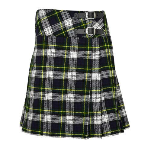donna ginocchio Dress da al Kilt 20 Length Gordon Ladies Kilt Abito Knee 20 Gonna Gordon Skirt 5HFfxHw