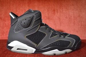 check out a6346 1ffa4 Image is loading WORN-ONCE-AIR-JORDAN-VI-6-USED-SIZE-