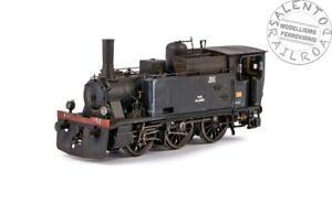 HL2670a-locomotiva-a-vapore-Italiana-FS-851-152-ep-IIIa-INVECCHIATA