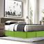 Premium-Luxury-Dust-Ruffle-Brushed-Microfiber-Pleated-Tailored-Bed-Skirt-14-Drop thumbnail 46
