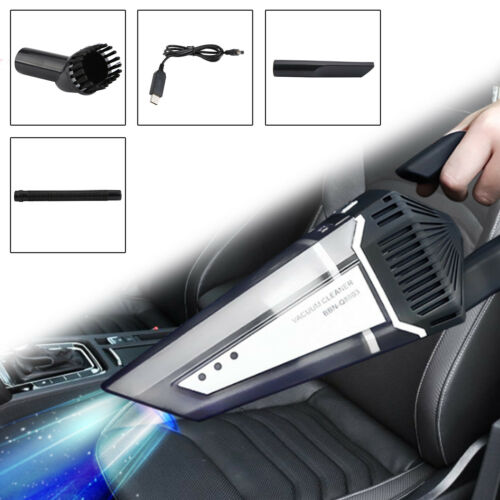 Wet /& Dry Vacuum Cleaner Car Cordless Handheld Rechargeable Home Portable 1200W