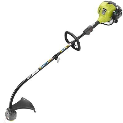Ryobi Ry252cs Curved Shaft Gas Weed Eater String Trimmer 2 Cycle Bump Line Ebay