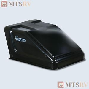 Fan Tastic Vent Ultra Breeze Large Vent Cover Black