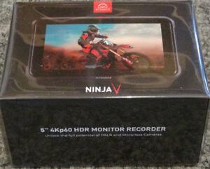 Atomos-Ninja-V-NEUHEIT-sofort-ab-Lager-vom-Fachhaendler-4K-60P-HDR-Rekorder