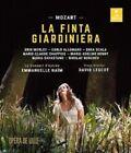 Mozart La Finta Giardiniera 0825646166442 With Emmanuelle Haim Blu-ray