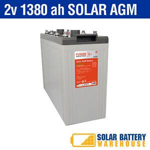 12V/ 24V/ 48V 440 AH OFF GRID SOLAR DEEP CYCLE AGM BATTERY ... |Off Grid Batteries