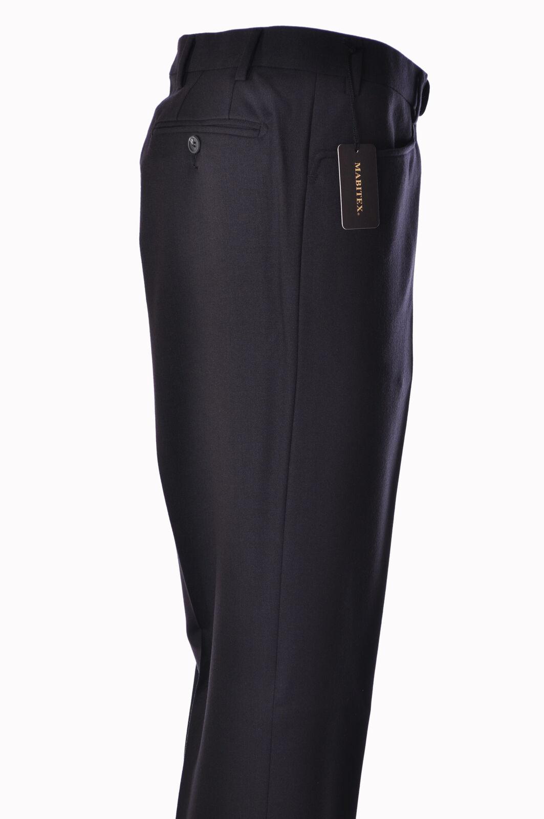 Mabitex  -  Pants - Male - bluee - 2936502A184014