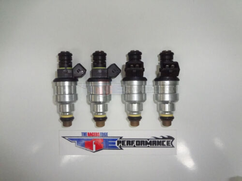 TRE Flowmatched 1200cc High Bosch Wide Fuel Injectors 1.8T Turbo 2.3L 100lb 4