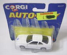 VINTAGE 1993 CORGI AUTO-CITY UNOPENED CARDED White BMW 850i CSI Die Cast Car 8cm