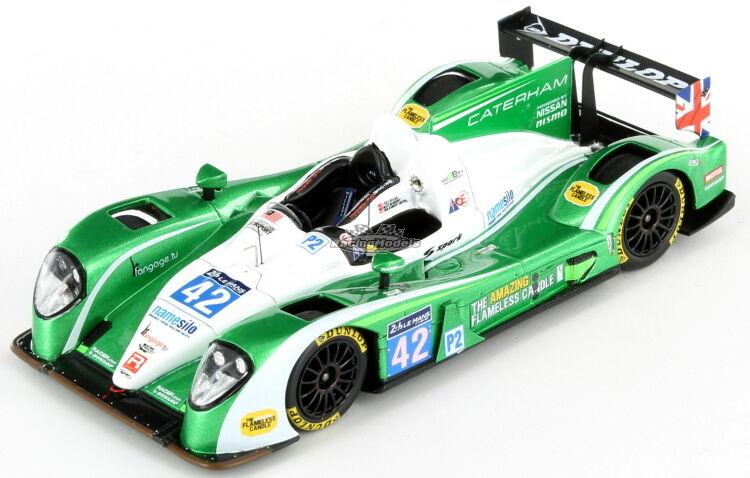 Zytek Z11SN Nissan Caterham Racing Le Mans 2014 1 43 - S4221