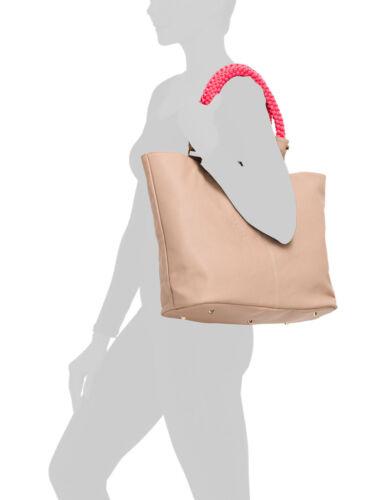 Tote Charming 185 Blush Lux rp in Bag Grau nwt Deux oder Handtasche PEtwPq