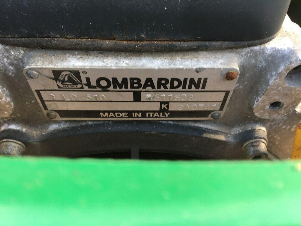 Combimaskine, Ferrari /lombardini