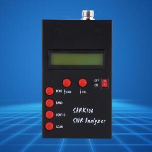 SARK100-HF-ANT-Shortwave-SWR-Antenna-Analyzer-Meter-1-60Mhz-For-Ham-Radio
