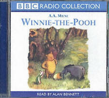 WINNIE THE POOH - A A MILNE - 1 CD BBC AUDIO BOOK - NEW/UNSEALED