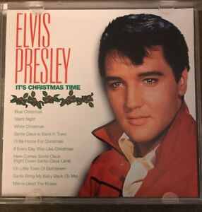 It-039-s-Christmas-Time-BMG-by-Elvis-Presley-CD-Sep-2003-BMG-Special-Products