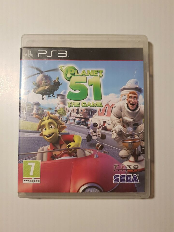 Planet 51, PS3