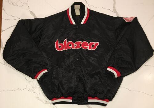 Vintage Portland Trail Blazers Jacket Hardwood Cla