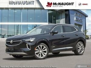 2021 Buick Envision Avenir 2.0L AWD