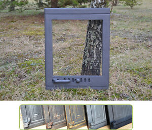 Bread Oven Pizza Stove Fireplace Dz024 Supply 47x60 Big Cast Iron Fire Door Clay