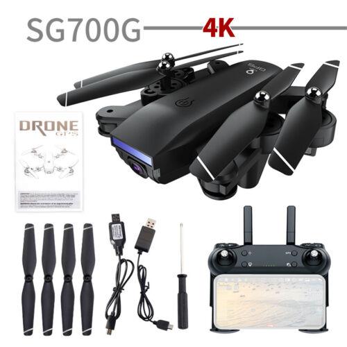 ZLL GPS Drohne SG700G Wifi FPV 1080P 4K Dual Kamera Dual Position RC Quadcopter