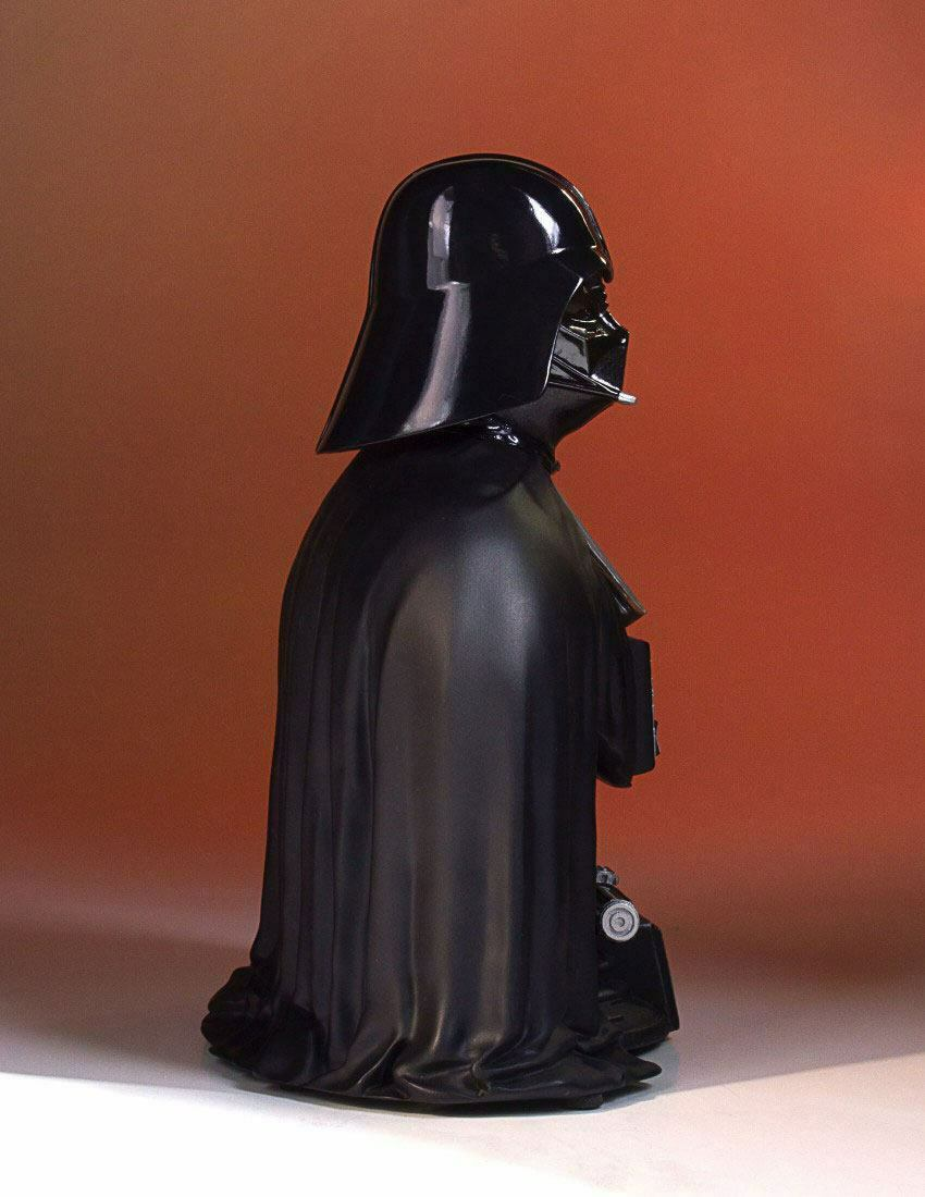 Star Wars Episode IV Bust 1 6 Darth Vader 40th 40th 40th Anniversary SDCC 2017 Exclusive 29b860