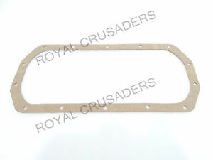 NEW WILLYS FORD MB VINTAGE REPLACEMENT ENGINE OIL PAN GASKET #G163 (CODE-3217)