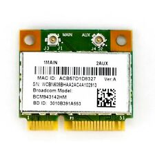 Acer Aspire 5820 Broadcom WLAN Drivers for Mac
