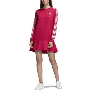 Adidas Women's Originals Pride Pink Dress DV0856 NEW