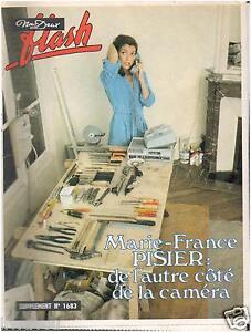 Flash-Nous-Deux-1683-de-1979-Marie-France-Pisier-Jeane-Manson
