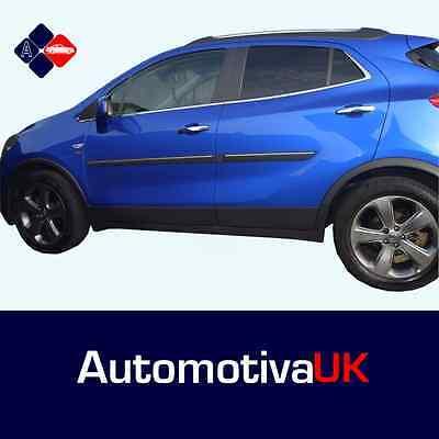 Vauxhall Mokka Rubbing StripsDoor ProtectorsSide Protection Mouldings Kit