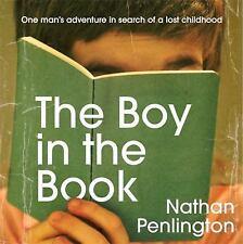 The Boy in the Book, Penlington, Nathan, Very Good condition, Book