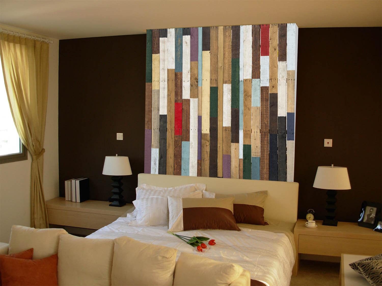 3D Farbe Board Pattern 04 Wall Paper Wall Print Decal Wall AJ WALLPAPER CA