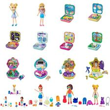 MATTEL POLLY POCKET DOLLS WITH ACCESSORIES ASSORTMENT NEW MODELS CHOOSE ONE