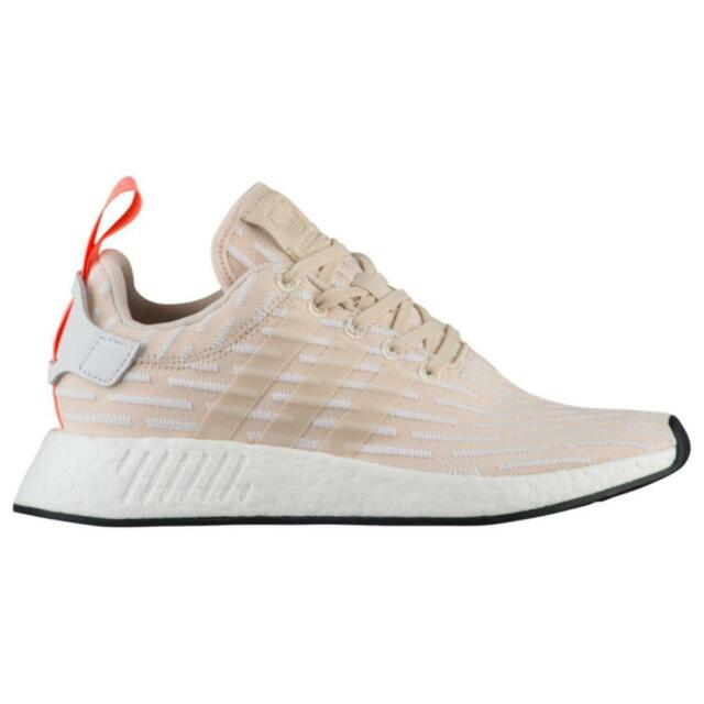 low priced 3f87f 066e6 Womens ADIDAS NMD R2 W Light Peach Running Trainers BA7260