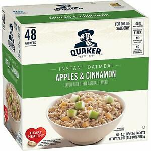 Quaker-Instant-Oatmeal-Apples-and-Cinnamon-Breakfast-Cereal-48-Packets