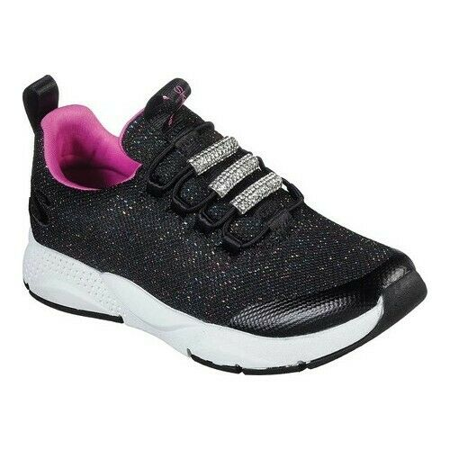 Skechers Girls/'   Shine Status Bling N/' Dream Sneaker