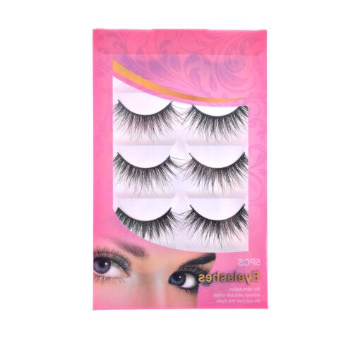 Long Eyelashes Suitable for Doll 5 Pairs 2.9cm Long Eyelashes TDCA