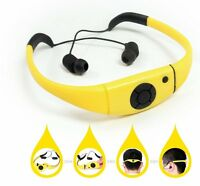 Waterproof 8gb Swimming Surfing Spa Music Sports Mp3 Player Headphone Earphone
