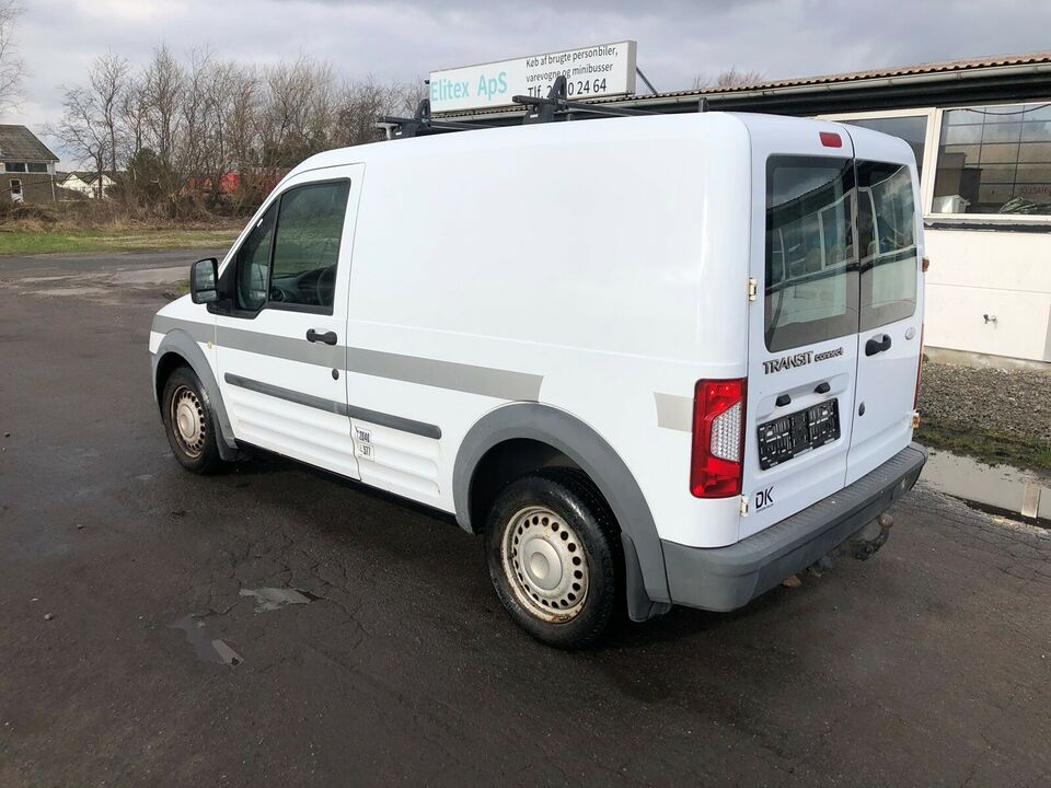 Ford, Transit Connect, 1,8 TDCi 75 220L Ambiente