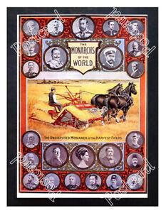 Historic-Massey-Harris-company-Monarchs-1891-Advertising-Postcard