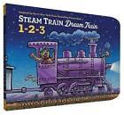 Steam Train, Dream Train 1-2-3 by Sherri Duskey Rinker (Board book, 2016)