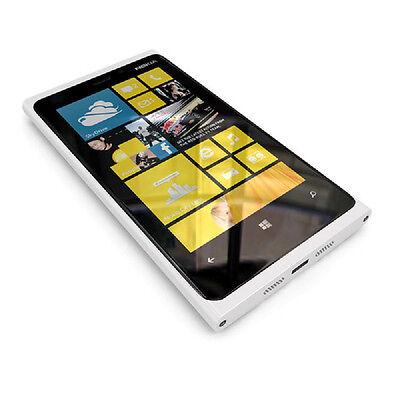 New Nokia Lumia 920 32GB White Unlocked Windows Phone 4G LTE Smartphone