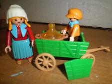5501 PLAYMOBIL VICTORIAN FARMER'S WIFE MAID LADY Boy CHILD 5501 5300 Mansion