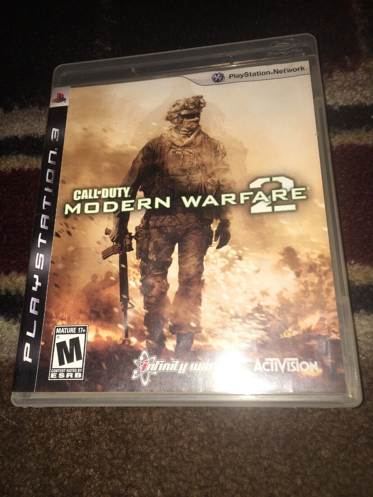 Call of Duty: Modern Warfare 2 (PlayStation 3, 2009)