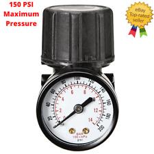 Air Compressor Regulator 150 Psi With Dial Gauge For Craftsman Pneumatic Tools