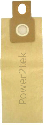 15 x U-2E U20AB poussière sacs pour panasonic MC-E550 MCE553 MC-E553 pour aspirateur U20E