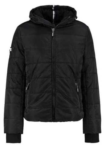 Winter Jacket cobalt L Superdry Polar Size Black Sports vqwtUaE