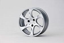 Lorinser Speedy smart Roadster 452 silber silver Satz Alufelgen 17 Zoll