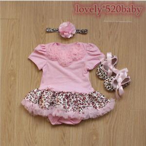 22 Reborn Doll Clothes Dress Newborn Baby Headdress Shoes For Baby Doll Ebay